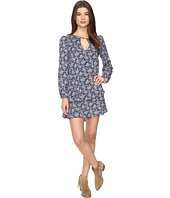 Brigitte Bailey - Dariya Long Sleeve Keyhole Dress