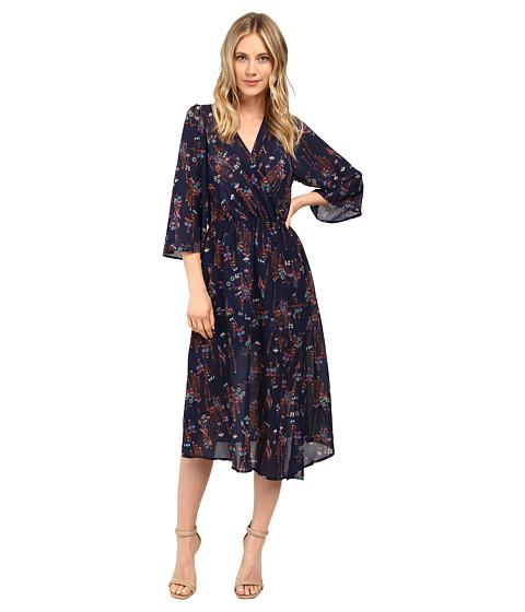 Brigitte Bailey Avelina V-Neck Bell Sleeve Dress