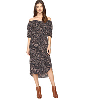 Brigitte Bailey - Astine Off the Shoulder Midi Dress