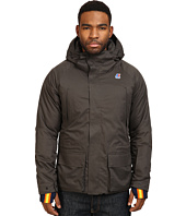 K-WAY - Gastone Micro Twill Jacket