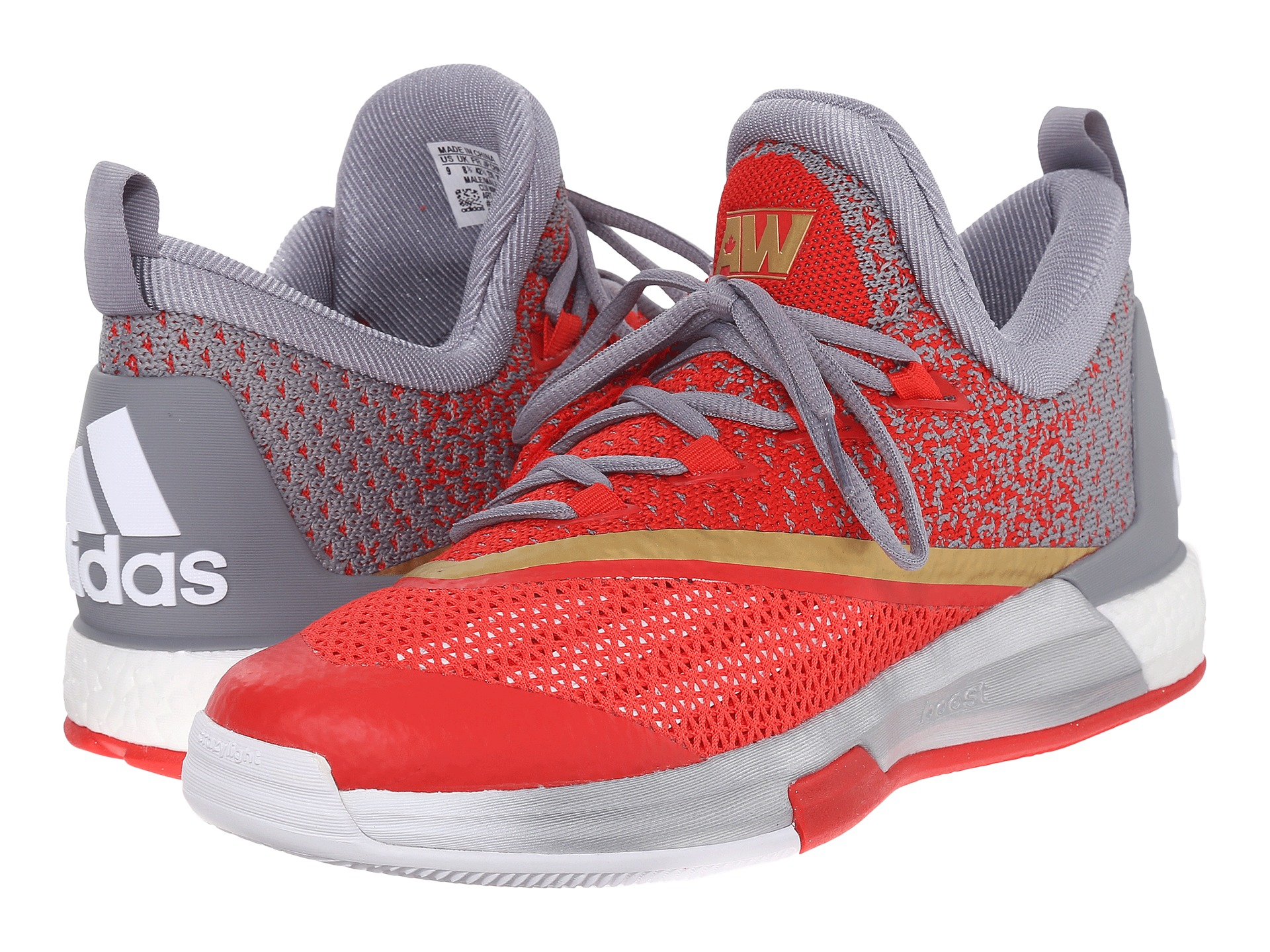 adidas Crazylight Boost 2.5 Low at 6pm.com