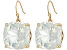Tory Burch - Tory-Set Stone Drop Earrings