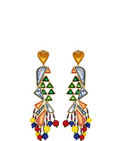 Tory Burch - Parrot Statement Earrings