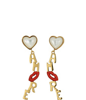 Tory Burch - Amore Drop Earrings