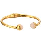 Tory Burch - Logo Bead Hinged Bracelet