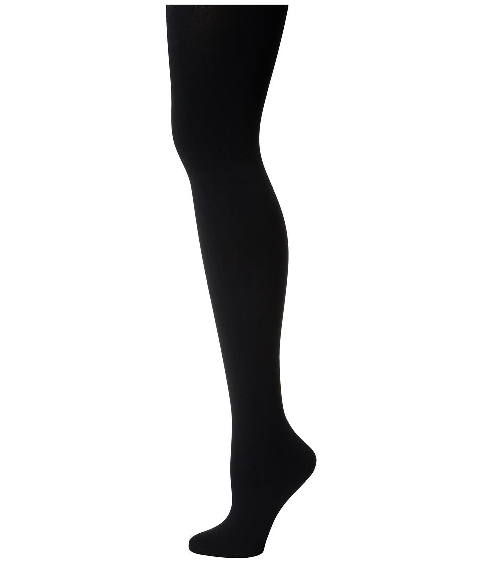 Falke - Pure Matt 100 Tights (Black) Hose