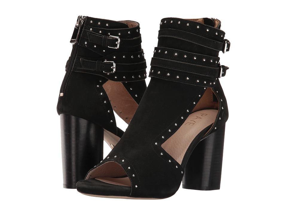 RAYE Matty (Black) High Heels