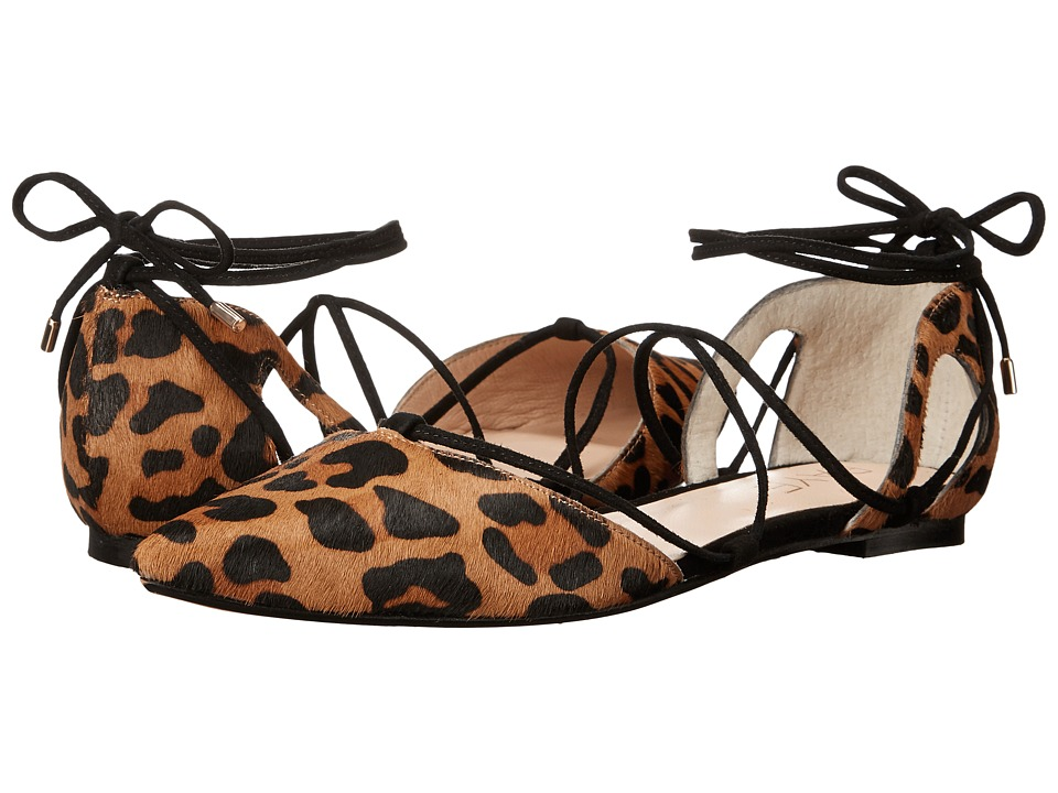 RAYE Pepper (Dark Tan Leopard) Women