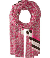 Tory Burch - Gemini Link Striped Oblong