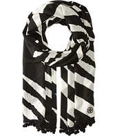 Tory Burch - Animal Stripe Oblong