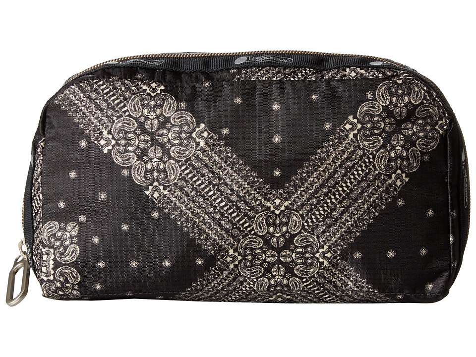LeSportsac - Essential Cosmetic Case (Star Guides Black) Cosmetic Case