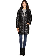 Via Spiga - Metallic Hooded Packable Down Coat