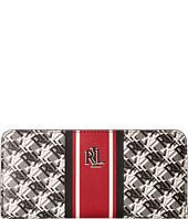 LAUREN Ralph Lauren - Dobson Snap Continental Wallet