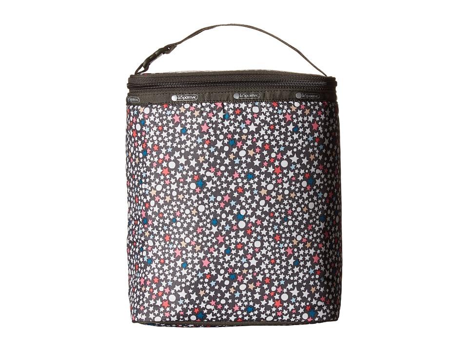 LeSportsac - Double Bottle Bag (Bubble Star) Bags