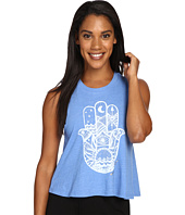 Spiritual Gangster - Hamsa Waves Tank