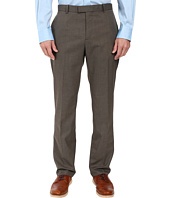 Perry Ellis - Regular Fit Pattern Twill Dress Pants