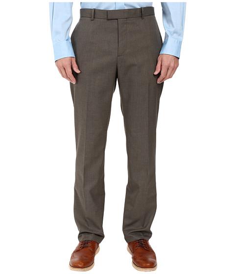 Perry Ellis Regular Fit Pattern Twill Dress Pants
