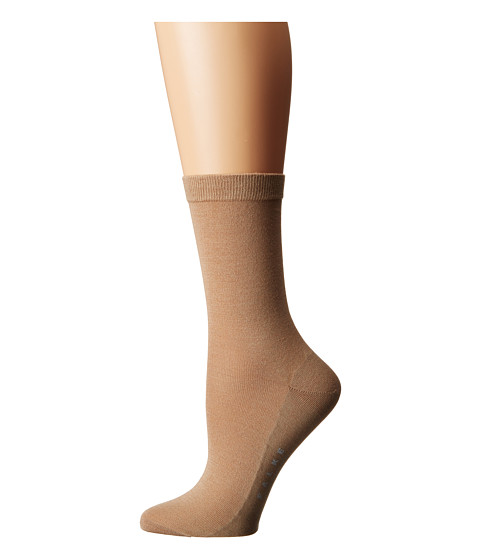 Falke Sensual Silk Ankle - Country