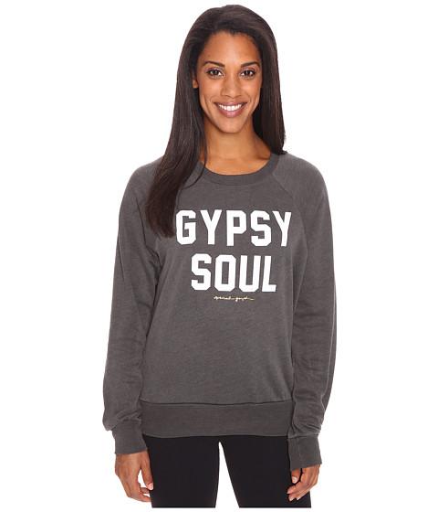 Spiritual Gangster Gypsy Soul Old School Pullover
