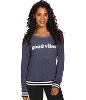 Spiritual Gangster - Good Vibes Mini Heart Savasana Pullover