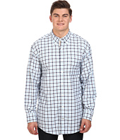 Nautica Big & Tall - Big & Tall Long Sleeve Check Pocket