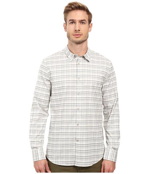John Varvatos Star U.S.A. Slim Fit Sport Shirt with Contrast Turnback Placket W434S2L