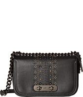 COACH - Bandana Rivets Coach Swagger Shoulder Bag