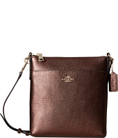COACH - Pebbled Leather Courier Crossbody