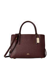 COACH - Pebbled Brooklyn 34 Carryall