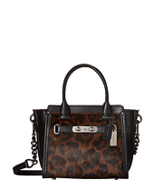 COACH - Printed Haircalf Swagger 21