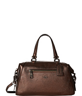 COACH - Pebbled Primrose Satchel