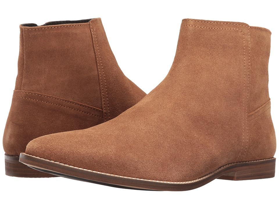 Ben Sherman Gaston Zip Boot (Tan) Men