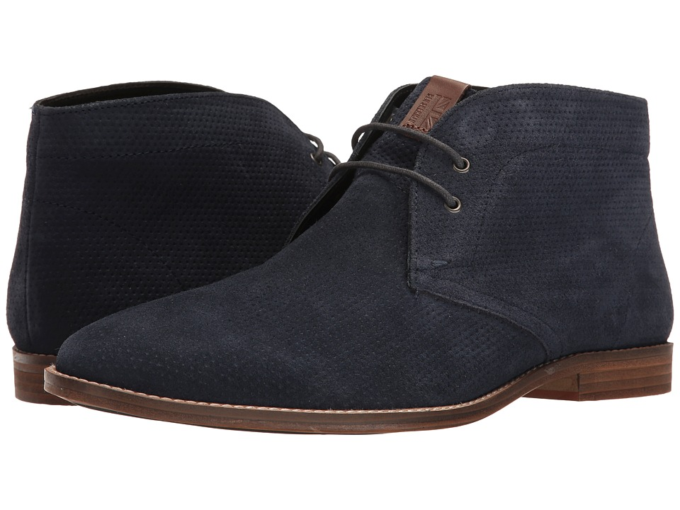 Ben Sherman Gaston Chukka (Navy) Men