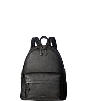 COACH - Bandana Rivets Campus Backpack