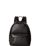 COACH - Bandana Rivets Mini Campus Backpack