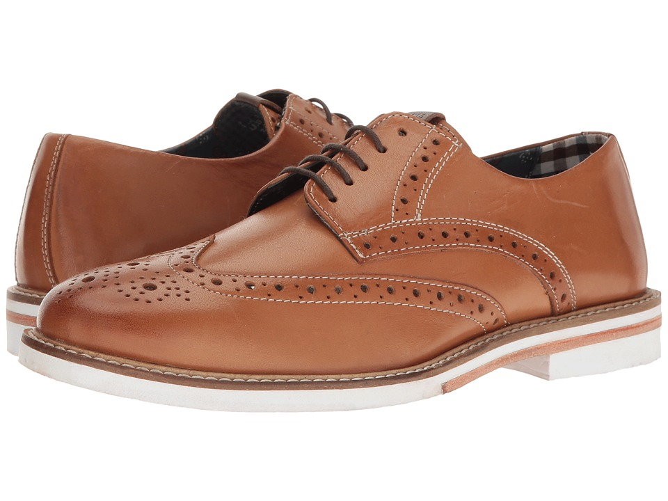 Ben Sherman Julian Wingtip (Tan) Men