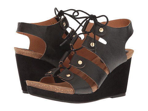 Sofft Carita - Black Oyster/Kid Suede