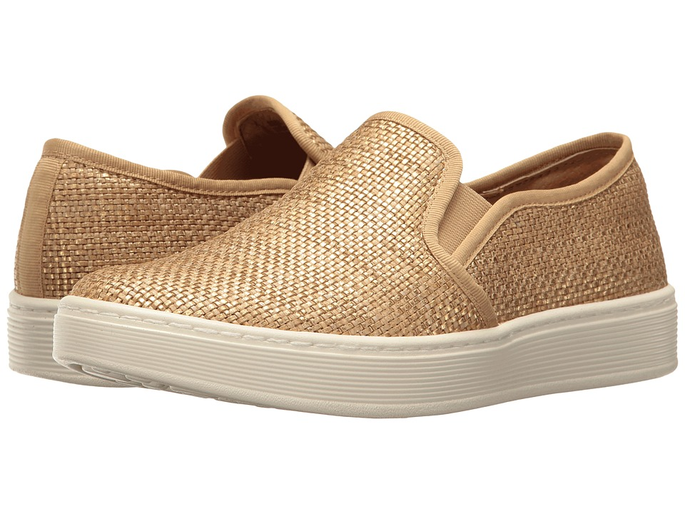 Sofft Somers (Gold Woven Metallic) Women