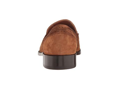 ETRO Tassel Suede Loafer