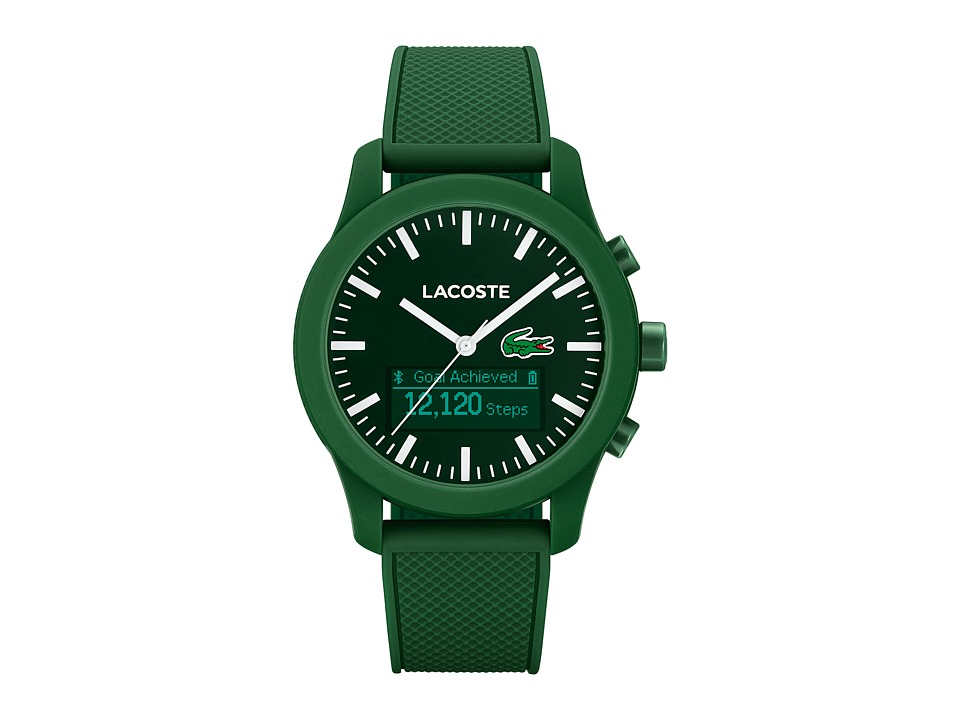 Lacoste - 2010883 - 12.12 CONTACT Smartwatch (Green) Watches