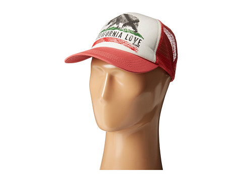 Billabong Pitstop Hat - Spiced Coral