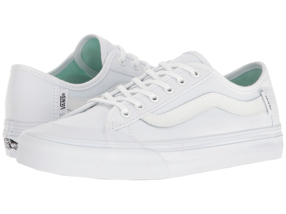 Vans Black Ball SF (True White) Women