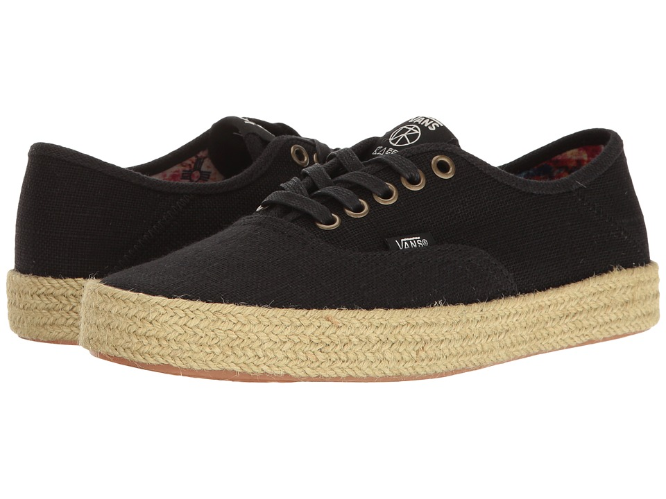 Vans Authentic ESP ((Kassia) Black) Women