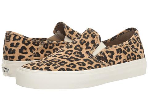 Vans Slip-On SF - (Hemp) Leopard