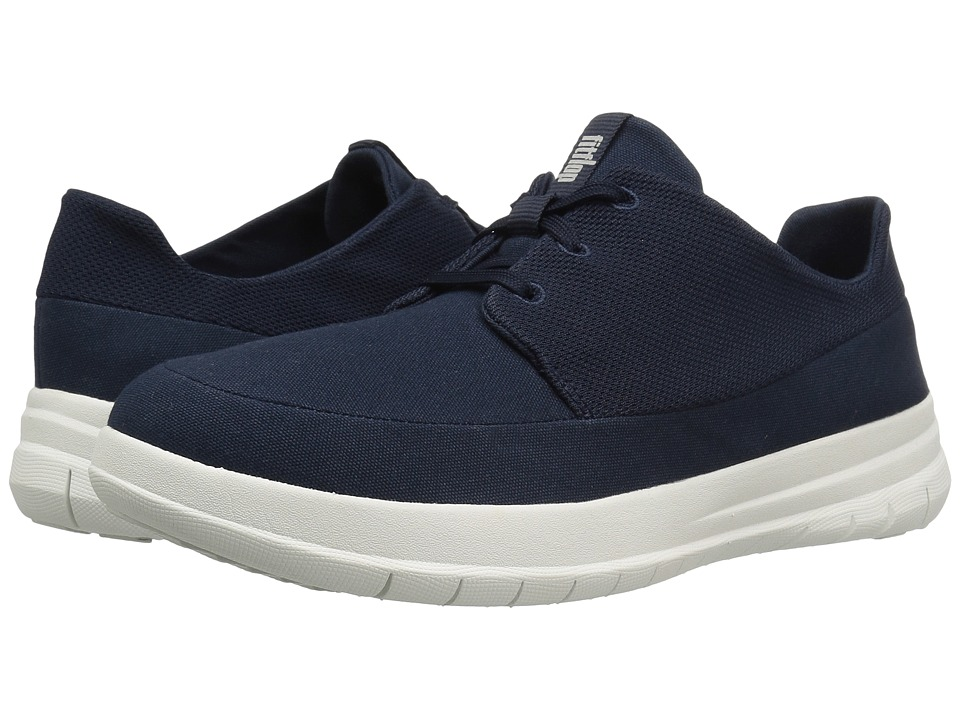 FitFlop Sporty-Pop Softy Sneaker (Super Navy) Women