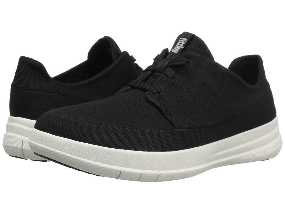 FitFlop - Sporty-Pop Softy Sneaker (Black) Women
