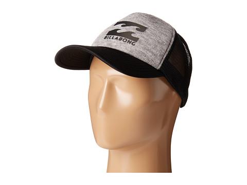Billabong Podium Trucker Hat - Grey Heather