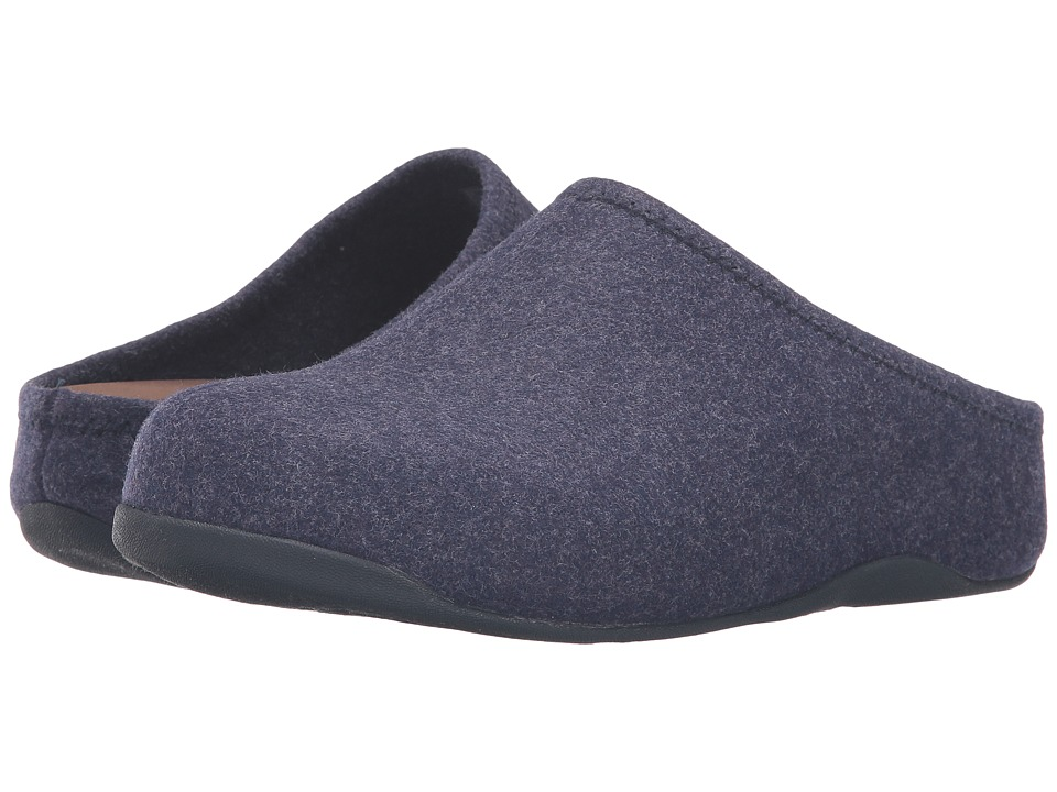 FitFlop Shuv Felt (Super Navy) Women