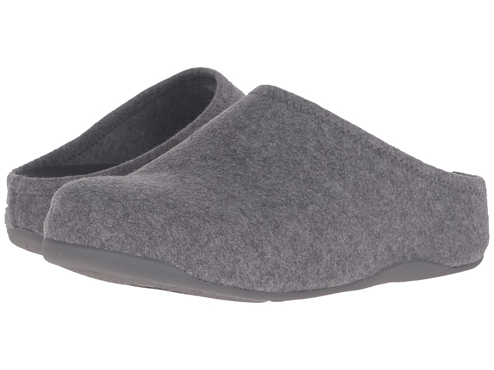 FitFlop Shuv Felt (Light Grey) Women