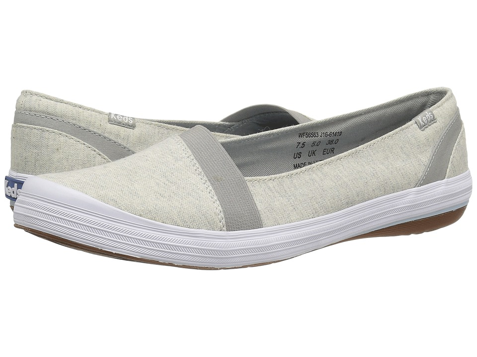 Keds Cali Slip-On (Light Gray) Women